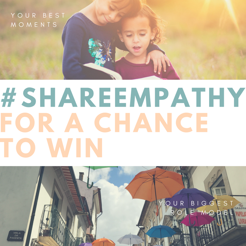You're Invited to #shareempathy for a Chance to Win!