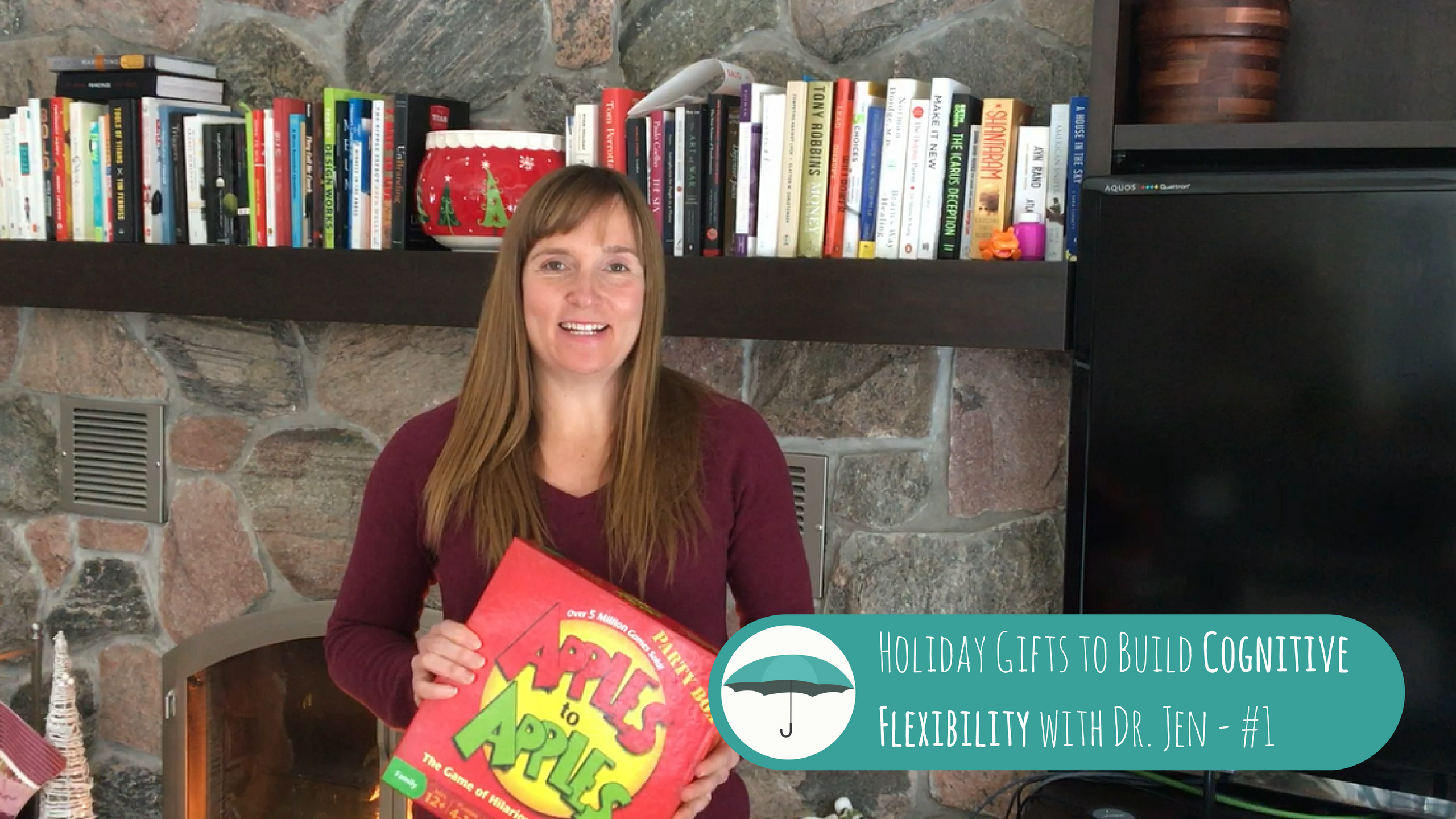 Holiday Gifts to Build Cognitive Flexibility