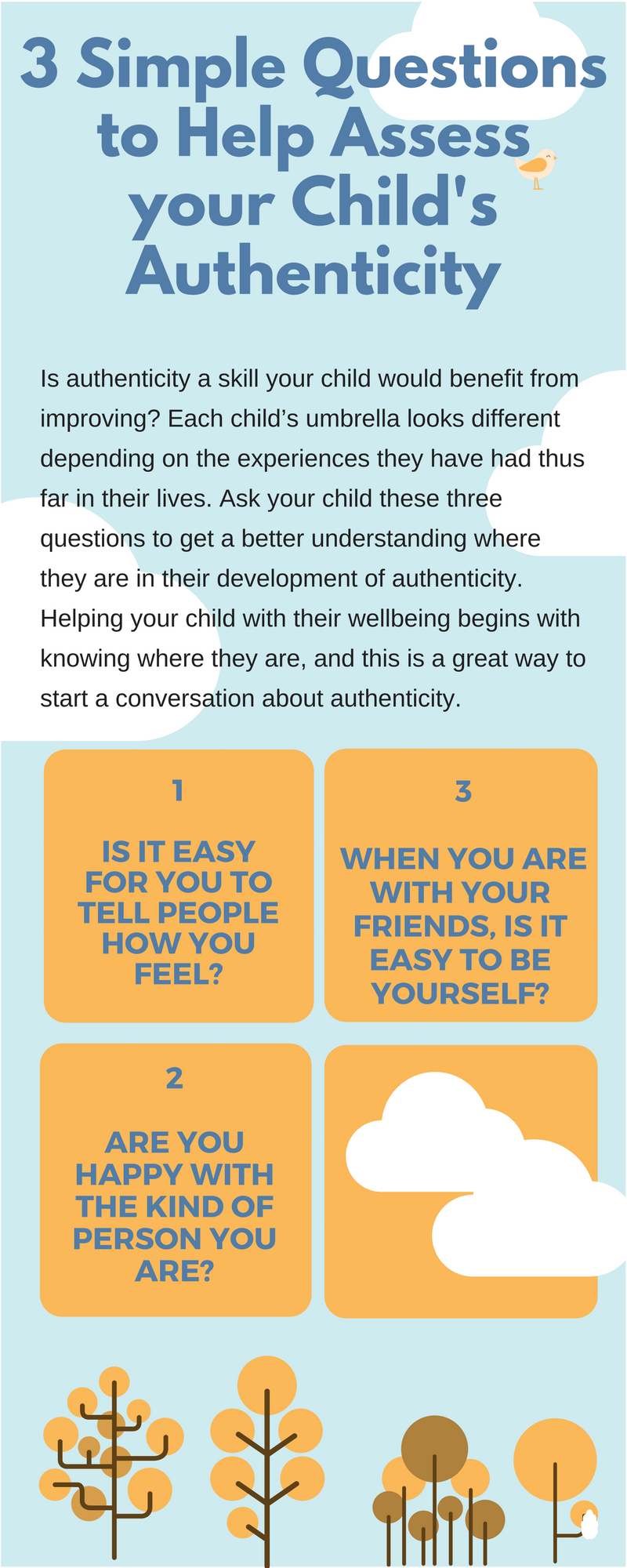 3 Simple Questions to Help Assess your Child's Authenticity