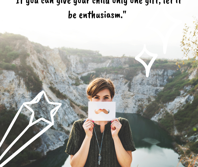 Quote: Intrinsic motivation and enthusiasm